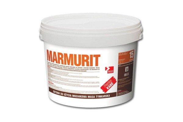 Marmurit - Мозаичная штукатурка; размер зерна: 1,0; 1,5 мм