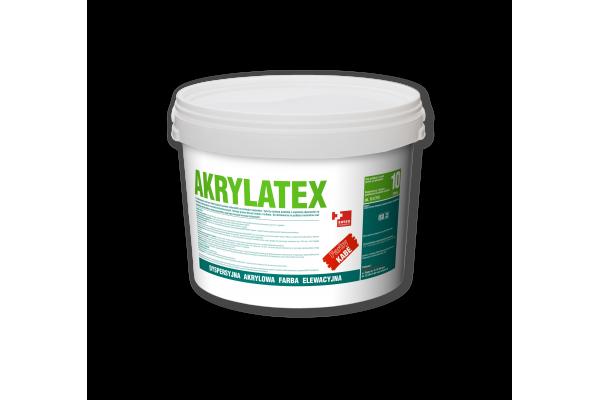 Akrylatex Baza C - Акриловая краска для покраски бетонных и железобетонных элементов