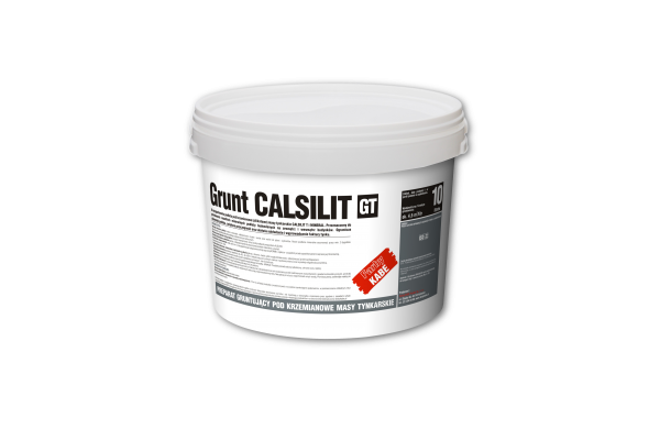 Calsilit GT - Грунтовочный препарат под силикатные штукатурки