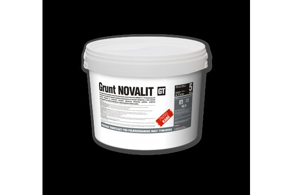Novalit GT - Грунтовочный препарат под полисиликатные  штукатурки