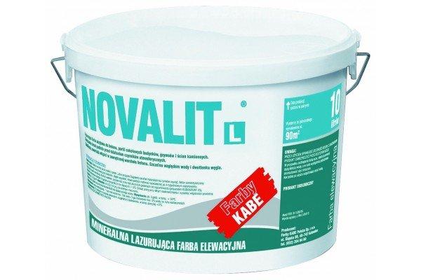 Novalit Lazur Baza C - Лессировочная краска для выполнения декоративных покрытий