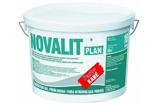 Novalit Plan Baza C - Краска для оснований с трещинами