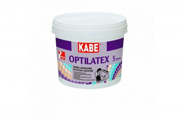 Optilatex Baza B - Латексная краска для стен и потолков