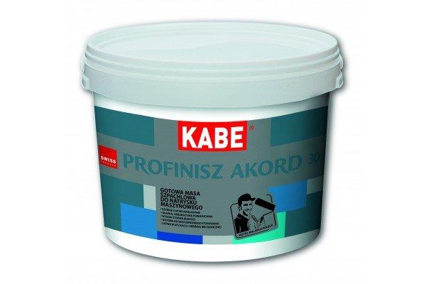 Profinisz Akord - Готовая шпаклёвочная смесь для ручного и механического нанесения